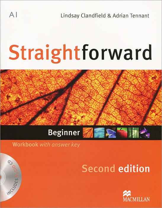 Straightforward: Beginner: Workbook (+ CD-ROM)
