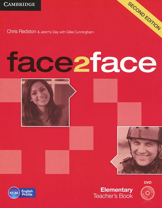 Face 2 Face: Elementary: Teacher's Book (+ DVD-ROM)