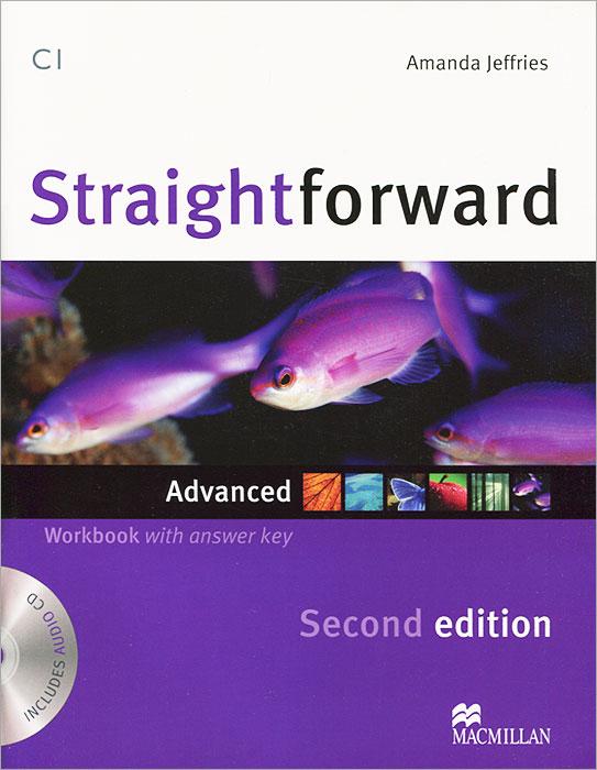 Straightforward: Advanced Workbook with Answer Key (+ CD)