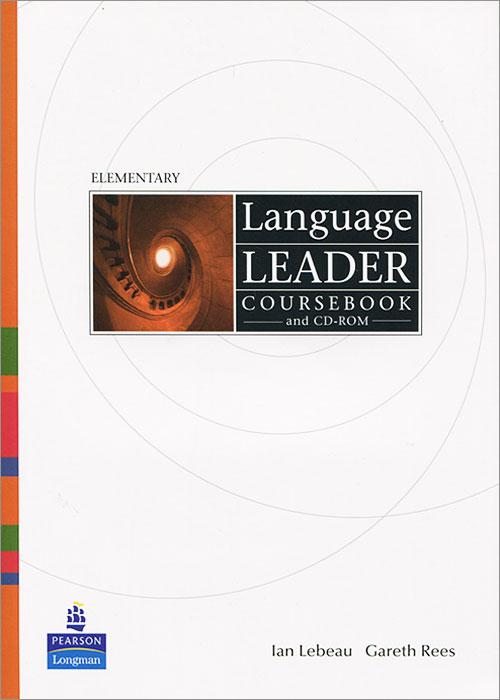 Language Leader: Elementary Coursebook (+ CD-ROM)