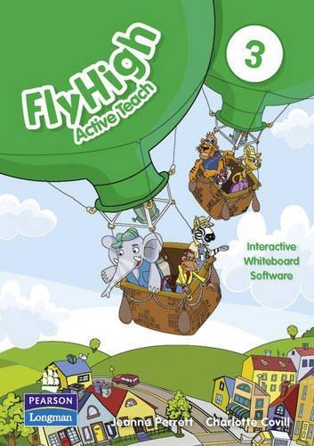 Fly High 3: Active Teach (аудиокурс CD)