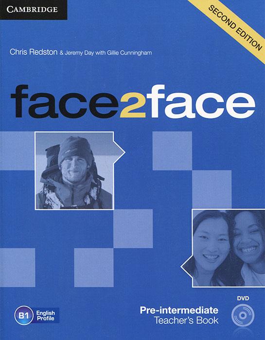 Face2Face: Pre-intermediate Teacher's Book (+ DVD)