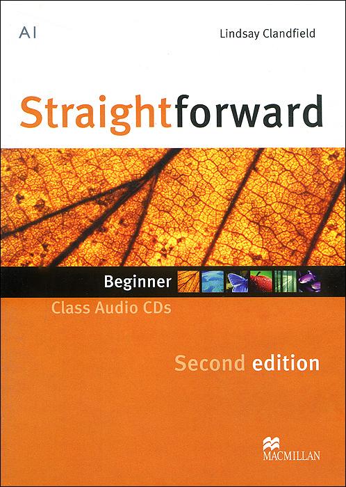 Straightforward: Beginner: Class Audio CD (аудиокурс на 2 CD)