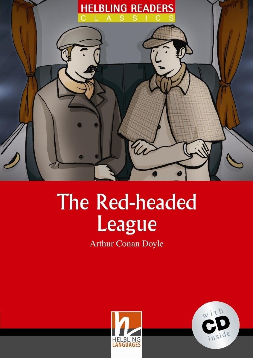 The Red-headed League + CD (Level 2) by Arthur Conan Doyle