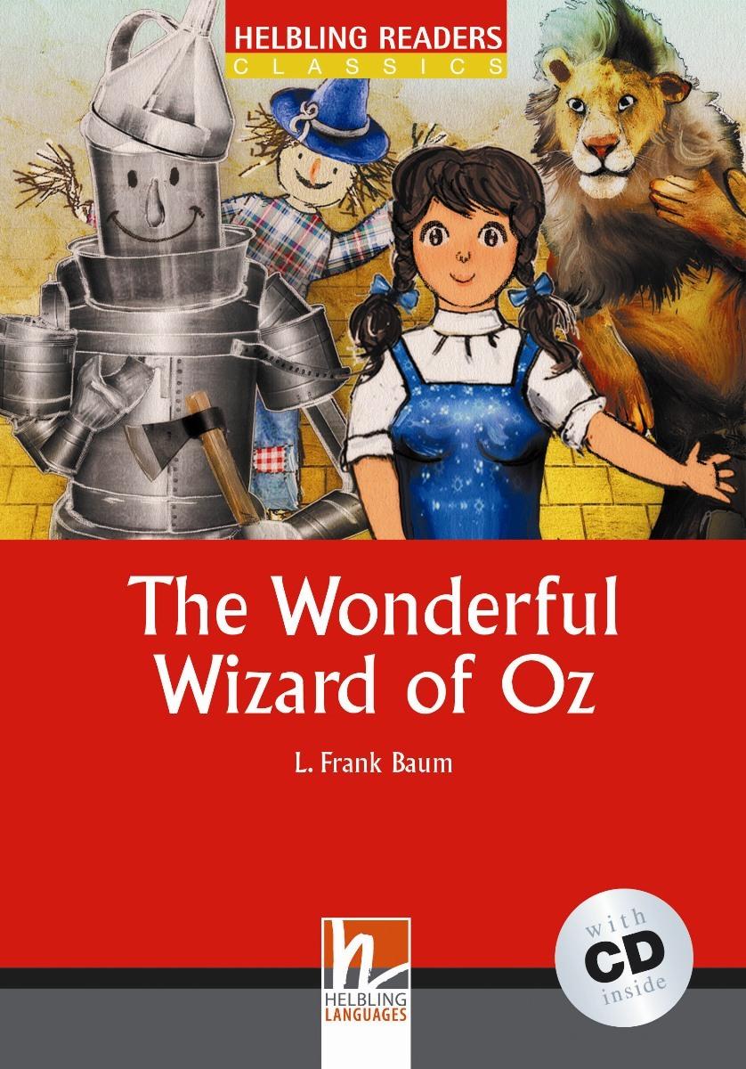 The Wonderful Wizard of Oz + CD (L. Frank Baum) level 1