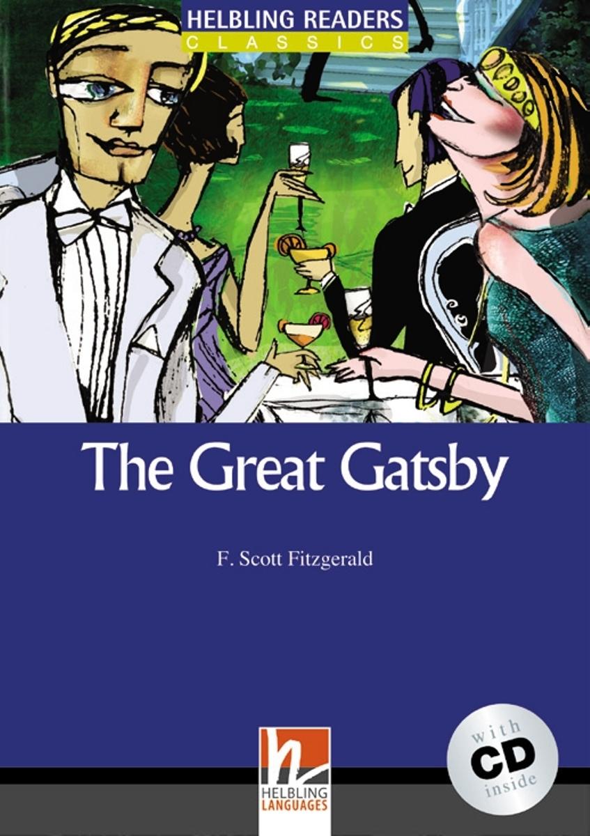 The Great Gatsby + CD (Francis Scott Fitzgerald) level 5