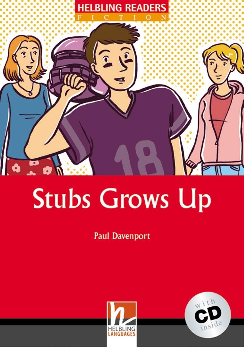 The Stub Grows Up + CD (Paul Davenport ) level 3