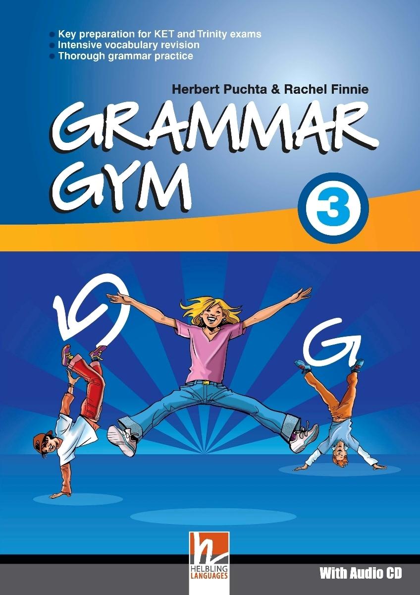 Grammar Gym (+ CD)