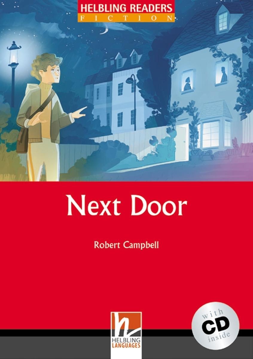 Next Door + CD (Level 1) by Robert Campbell