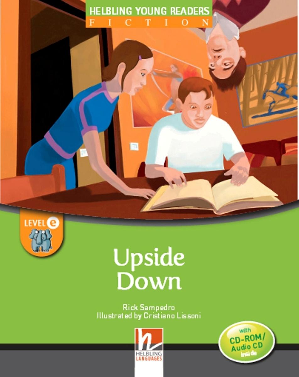 Upside Down + CD/CDR by Rick Sampedro, level E