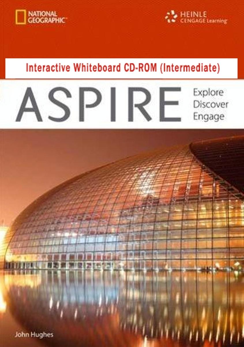 Aspire Intermediate Interactive Whiteboard CD-ROM