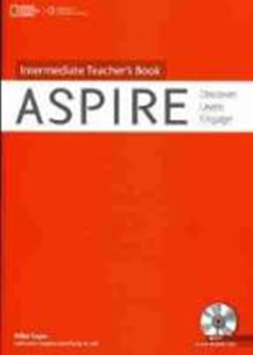 Aspire Intermediate Teacher's Book+Audio CD