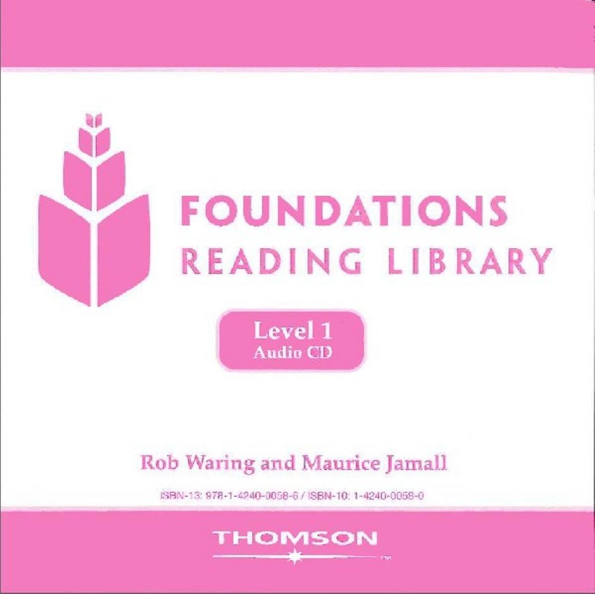 Foundation Readers 1 - Audio CD(x2)