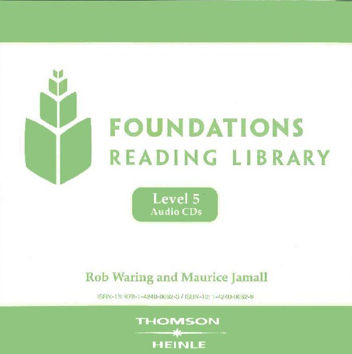 Foundation Readers 5 - Audio CD(x2)