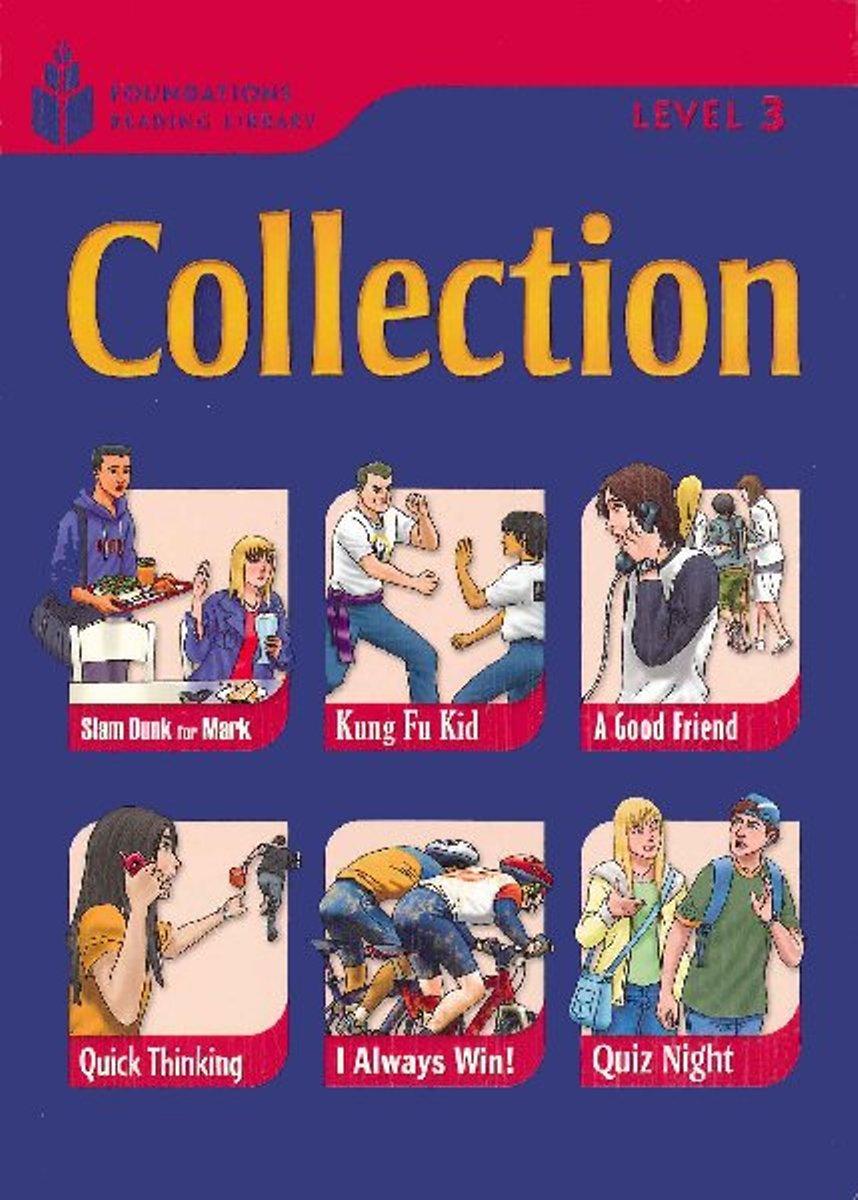 Foundation Readers 3 - Anthology