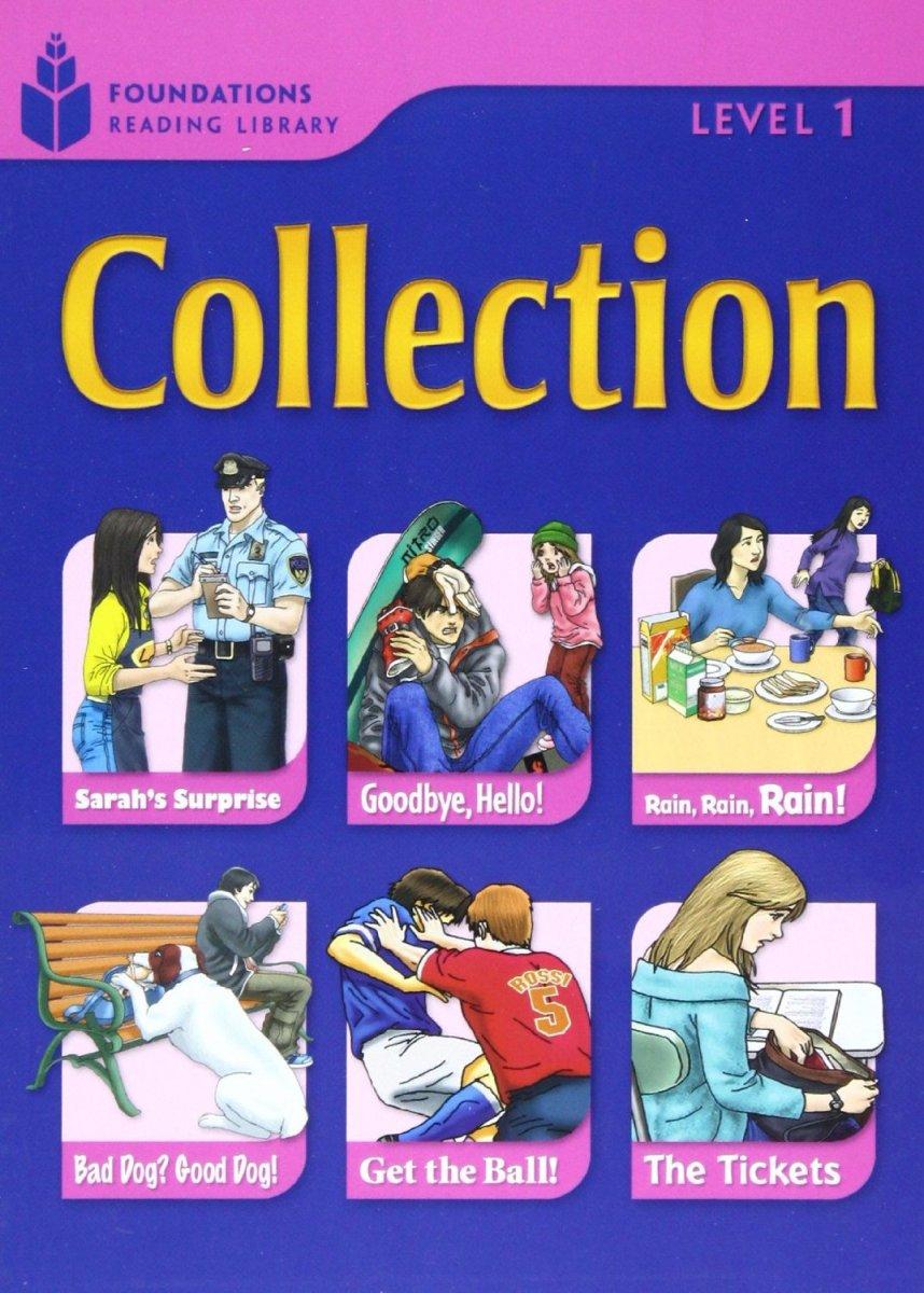 Foundation Readers 1 - Anthology