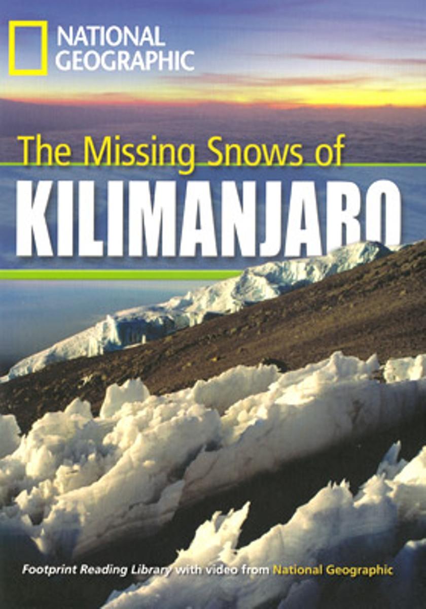Footprint Reading Library 1300: Missing Snow Kilimanjaro ( 9781424010851 )