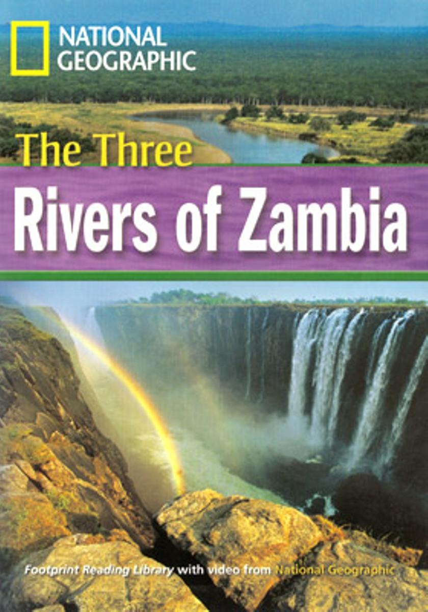 Footprint Reading Library 1600: Three Rivers Of Zambia