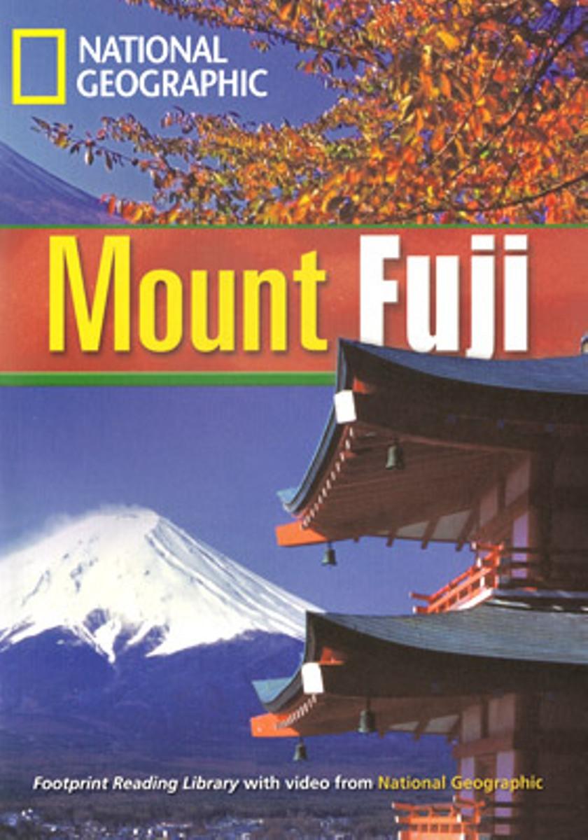 Footprint Reading Library 1600: Mount Fuji