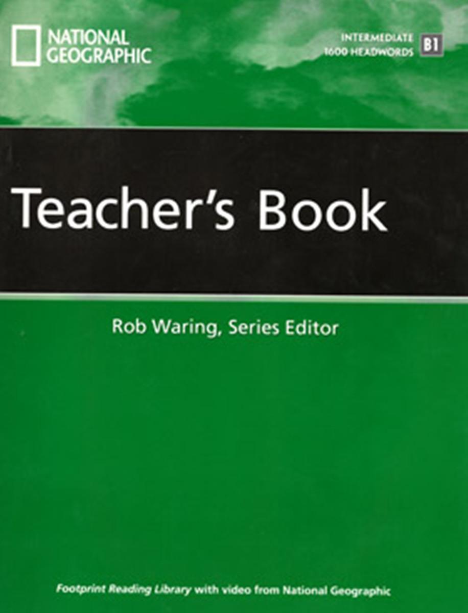 Footprint Reading Library 1600 - Teacher's Book