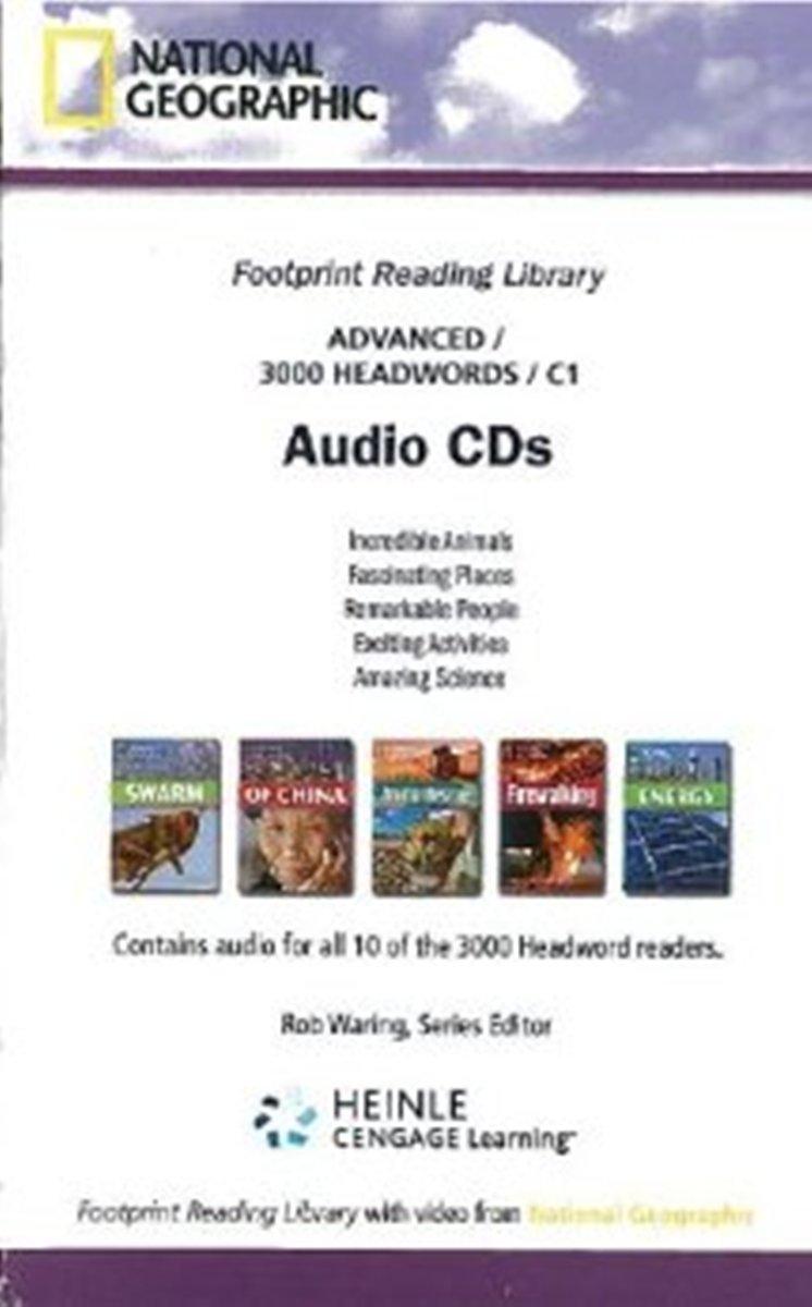 Footprint Reading Library 3000 - Audio CD(x1)