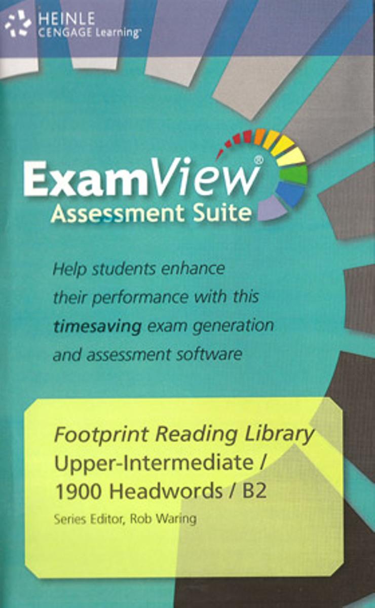 Footprint Reading Library 1900 - ExamView CD-ROM(x1)
