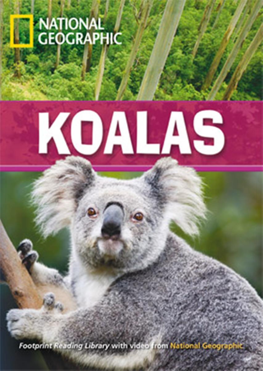 Footprint Reading Library 2600: Koalas [Book with Multi-ROM(x1)]
