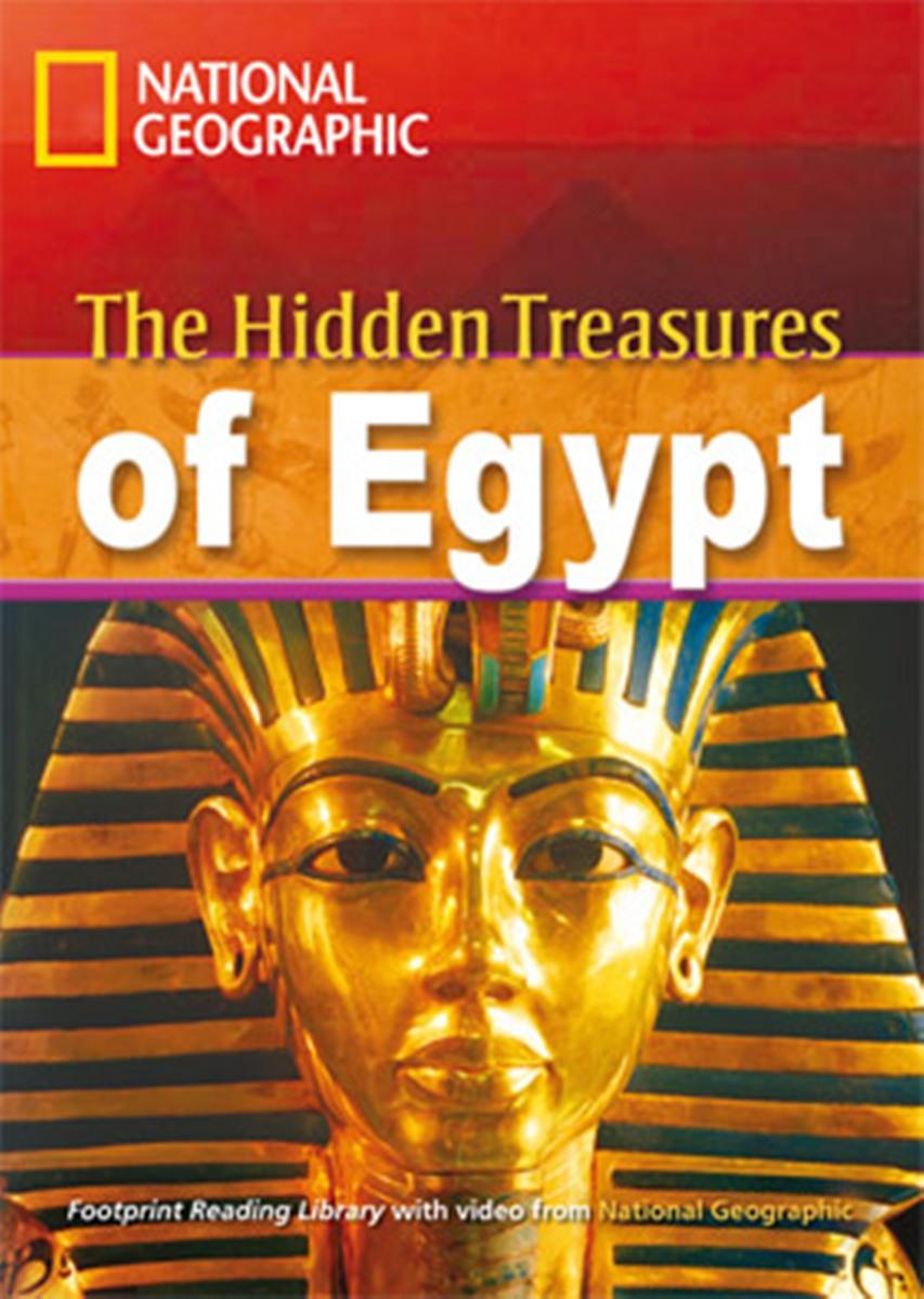 The Hidden Treasures of Egypt: C1 (+ DVD)