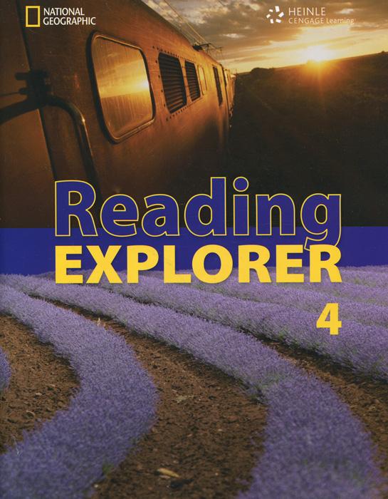 Reading Explorer 4: Student's Book (+ CD-ROM)