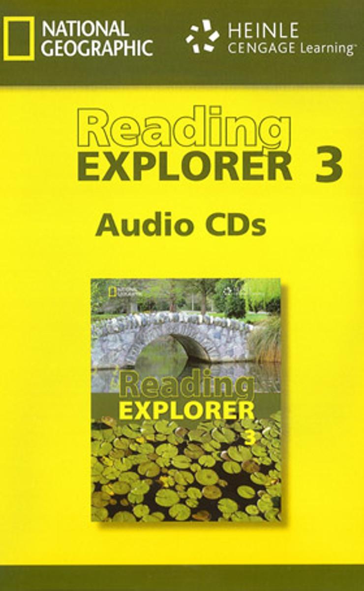 Reading Explorer 3 Audio CD(x1)