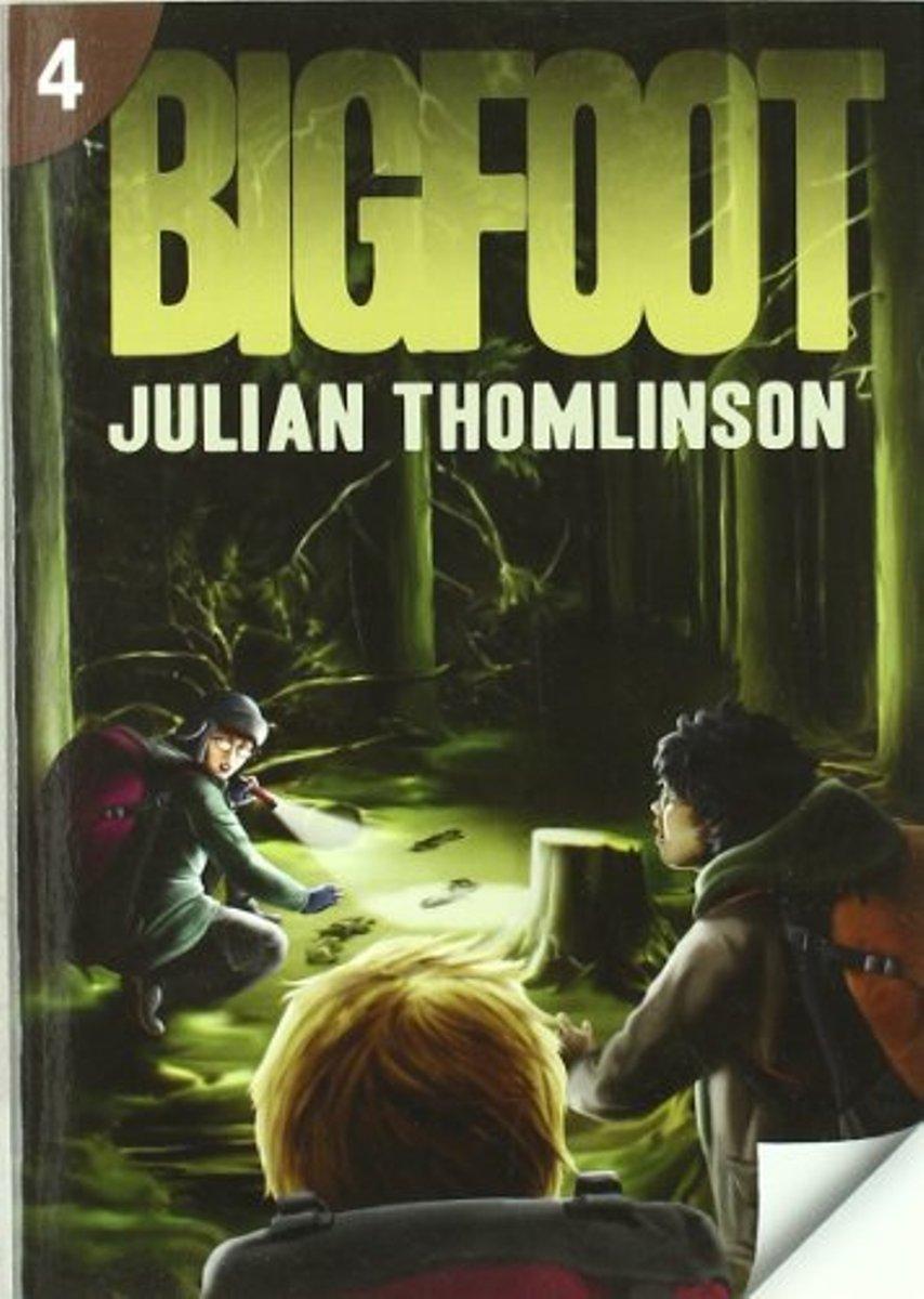 Page Turners 4: Bigfoot