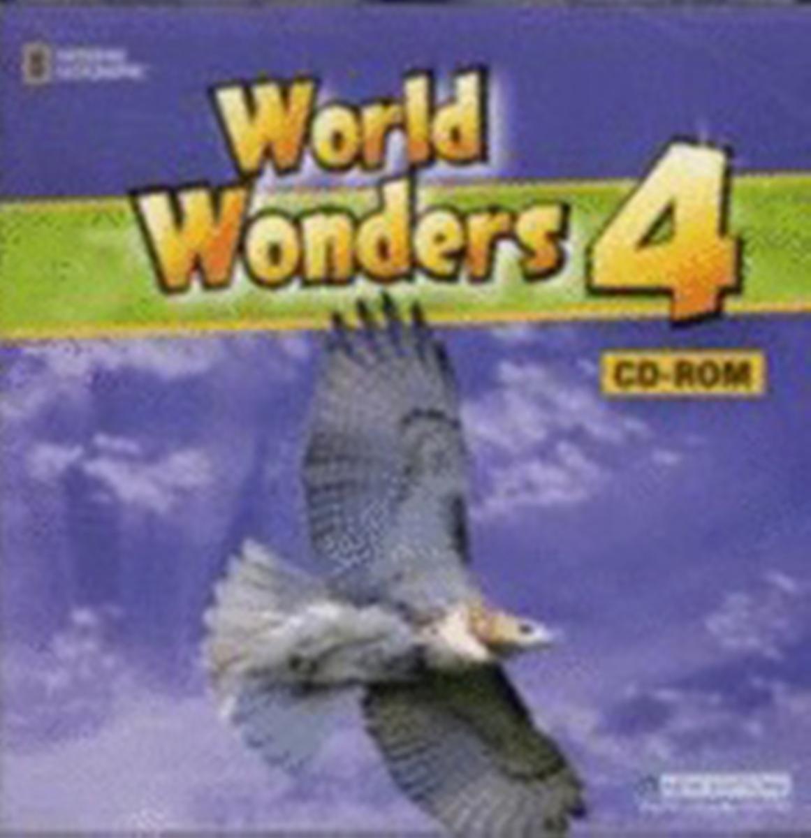 World Wonders 4 CD-ROM(x1)