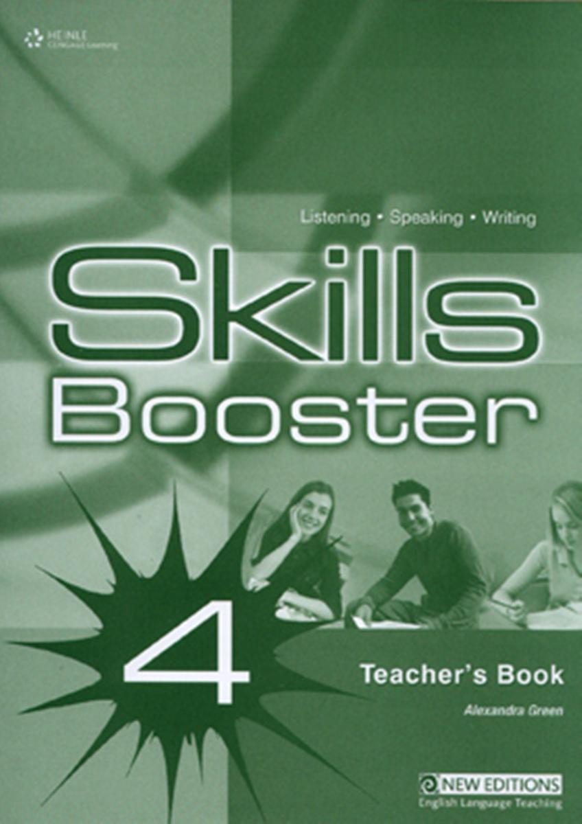Skills Booster 4 Intermediate Teacher's Book