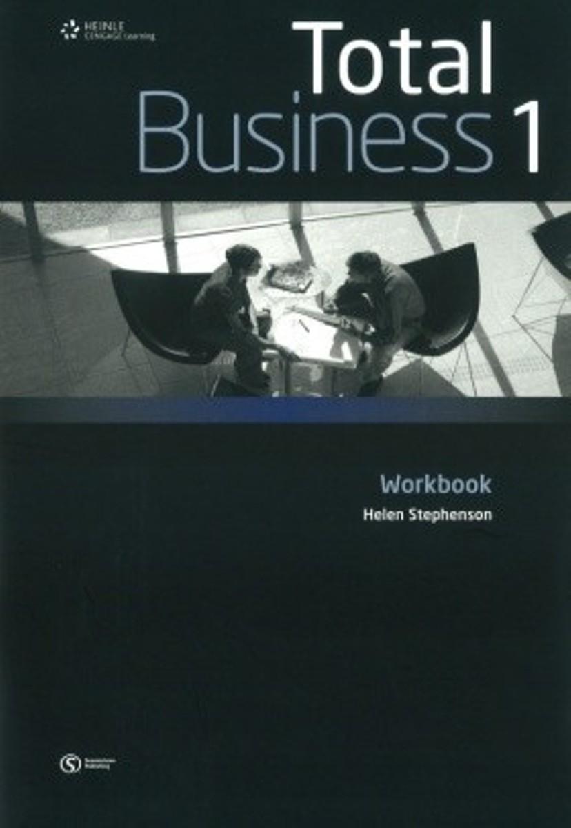 Total BusinEssential 1 Pre-Intermediate Workbook (with Key)