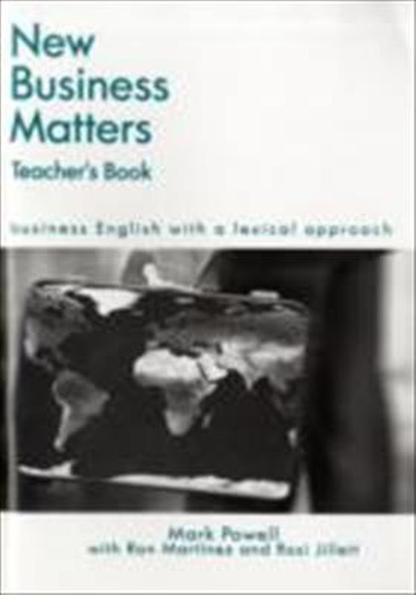 New BusinEssential Matters Teacher's Book