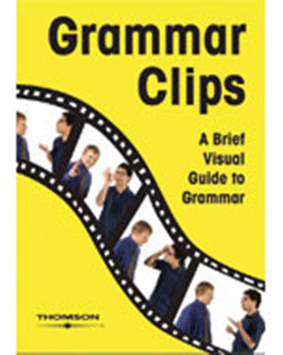 Grammar Clips Workbook