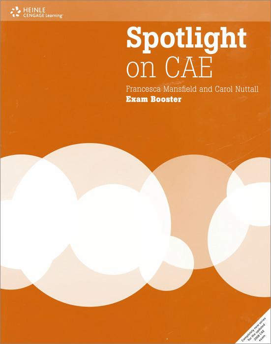 Spotlight on CAE: Exam Booster (+ 2 CD)