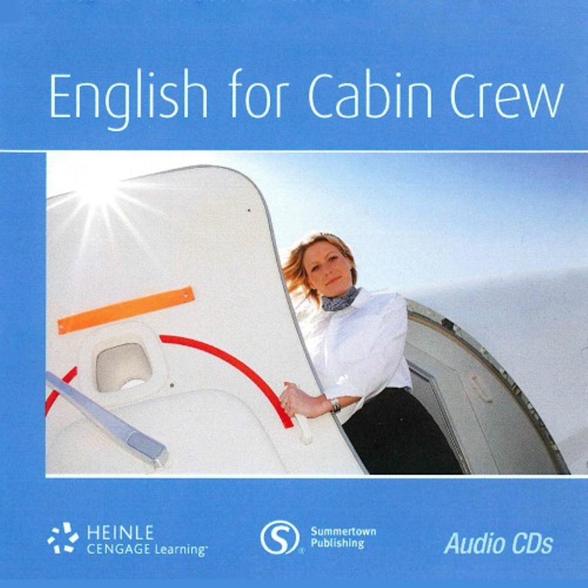Cabin Crew English Audio CD(x1)