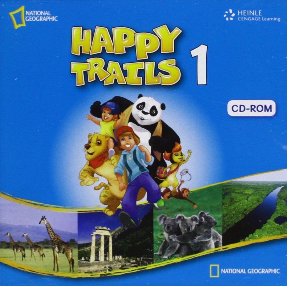 Happy Trails 1 CD-ROM(x1)