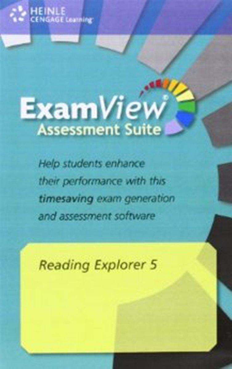Reading Explorer 5 ExamView CD-ROM(x1)
