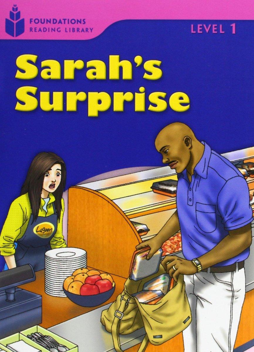 Foundation Readers 1.1: Sarahs Surprise