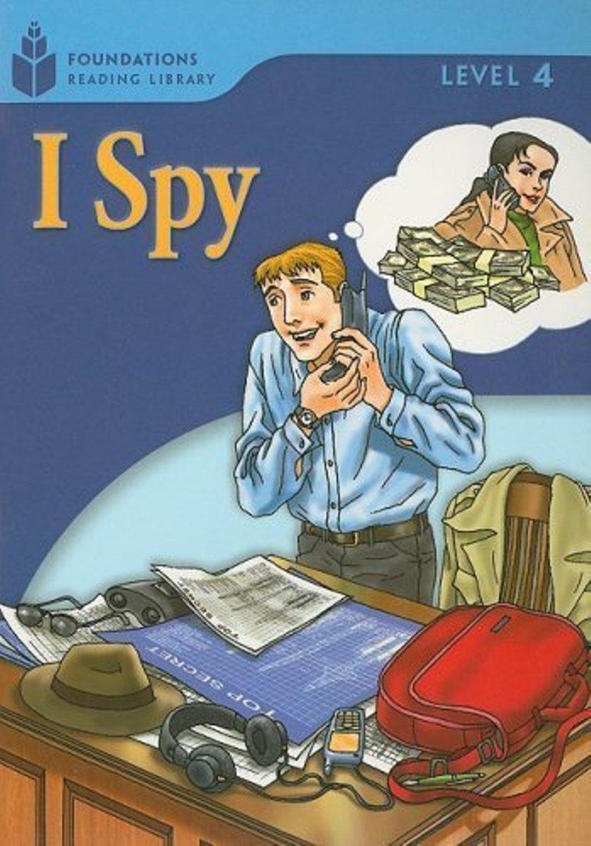 Foundation Readers 4.1: I Spy