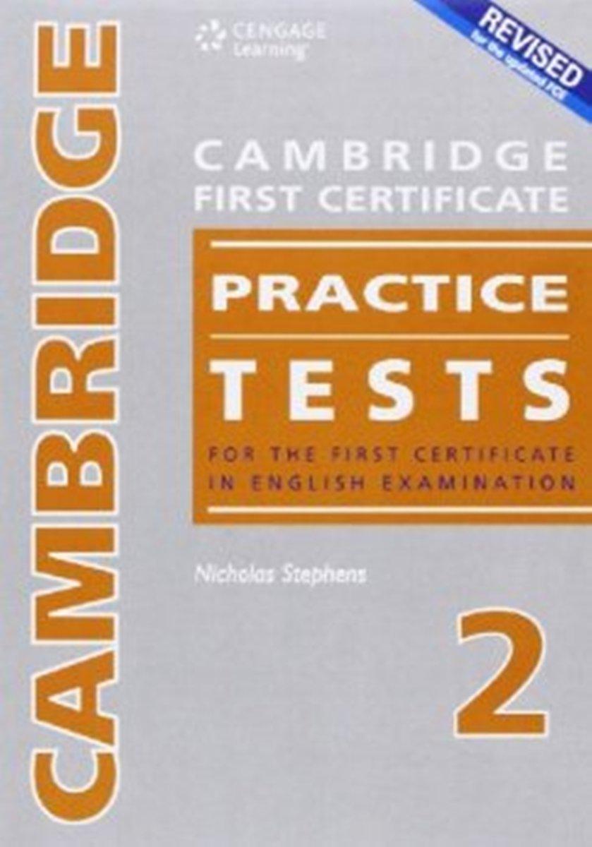 Cambridge FCE Prac Tests 2 Audio CD(x2)