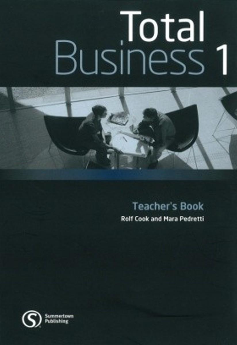 Total BusinEssential 1 Pre-Intermediate Teacher's Book