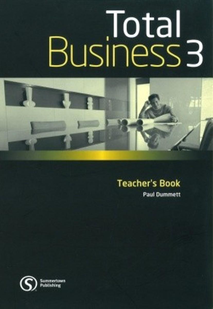 Total BusinEssential 3 Upper-Intermediate Teacher's Book