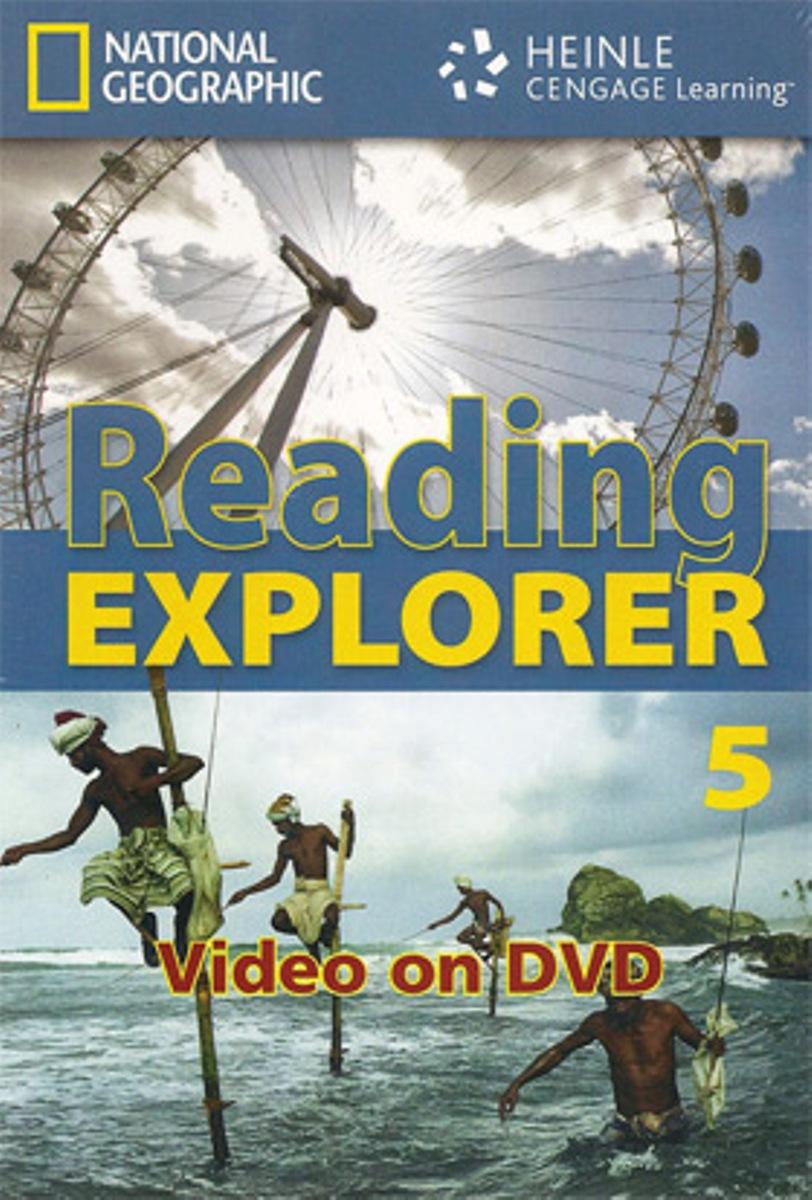 Reading Explorer 5 DVD(x1)