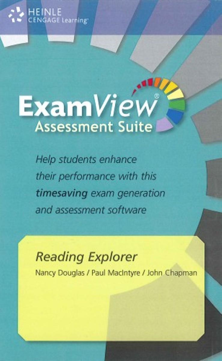Reading Explorer 1-4 ExamView CD-ROM(x1)