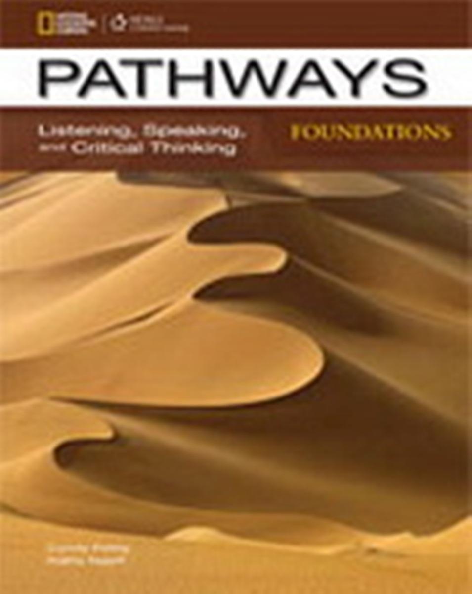 Pathways Listening and Speaking Intro Student Book/Online Workbook code