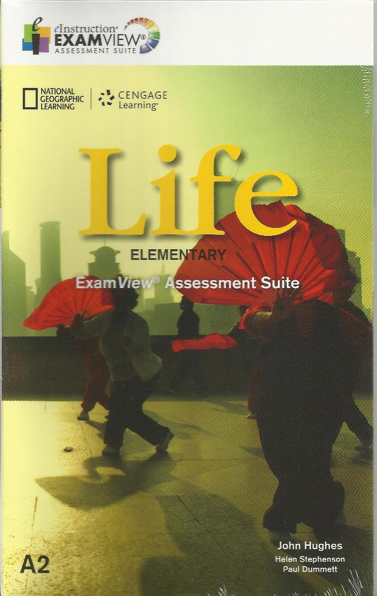 Life Pre Elementary ExamView CD-ROM