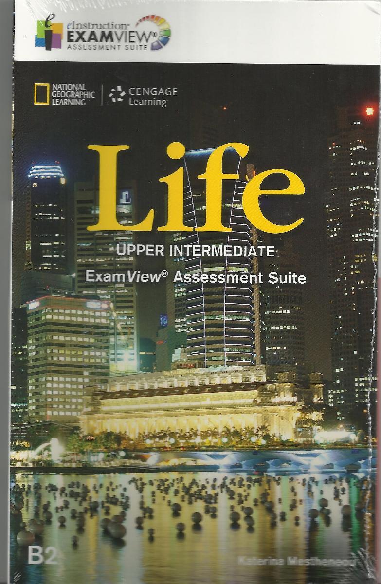 Life Upper Intermediate ExamView CD-ROM